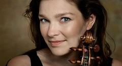 Solistin Janine Jansen, Violine